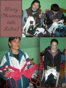 Weihnachtsgrüsse Frauenhaus